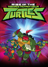 Search netflix Rise of the Teenage Mutant Ninja Turtles